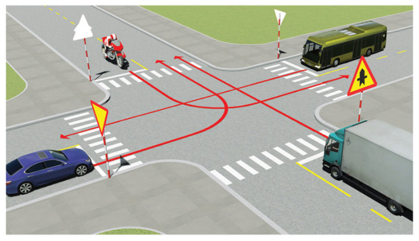 Tổng hợp một số quy định trong Luật Giao thông đường bộ lái xe cần biết