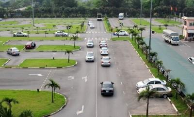 Điều kiện đăng kí học lái xe ô tô